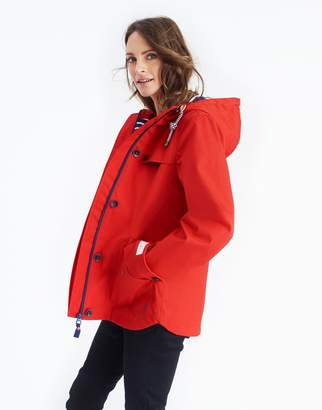 Joules Clothing Antique Gold Coast Waterproof Jacket