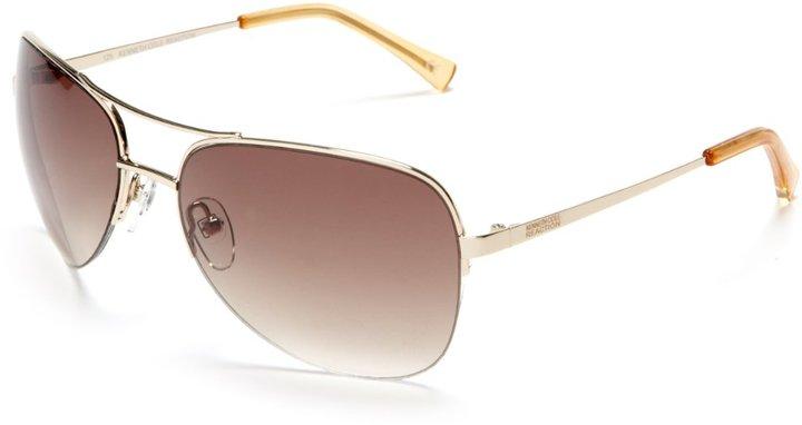 Kenneth Cole REACTION Women's KC2263SW Aviator Sunglasses