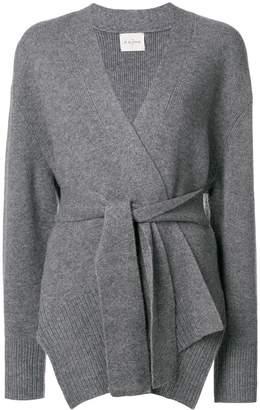 Le Kasha Oxford cardigan