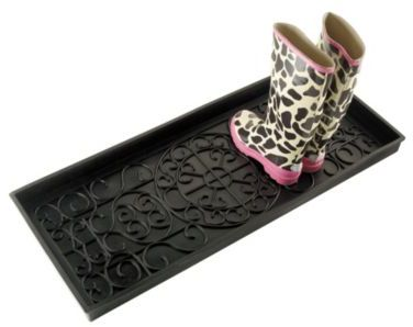 French Axis Rubber Boot Tray