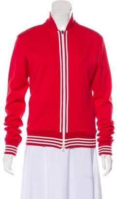 Y-3 Athletic Zip-Up Jacket