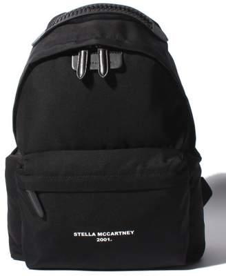 Stella McCartney (ステラ マッカートニー) - IMPORT SELECTION 【Stella McCartney】ロゴ GO バックパック