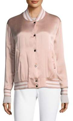 Escada Sport Summer Reversible Bomber Jacket