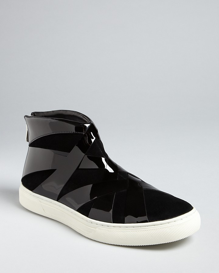 Alejandro Ingelmo High Top Sneakers - Thriller