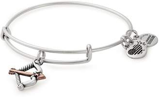 Alex and Ani Cupid's Arrow Charm Bangle