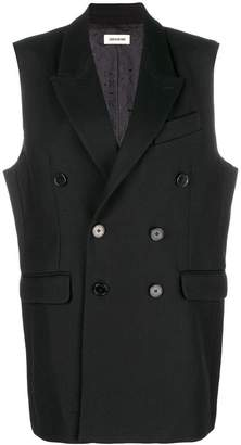 Zadig & Voltaire Zadig&Voltaire Fashion Show blazer style vest