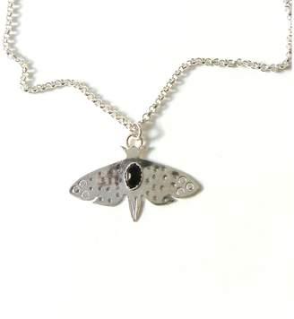 Moth Phyllis & Hazel Tiny Pendant