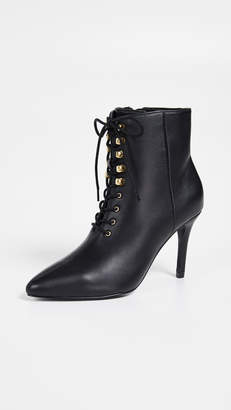 Jaggar Interval Lace Up Booties