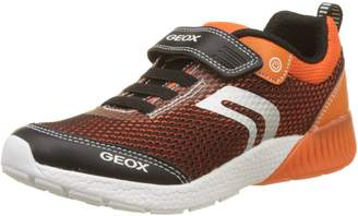 Geox Boy's J SVETH BOY Sneakers, Royal/Navy