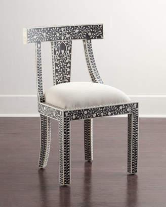 Femi Bone Inlay Accent Chair