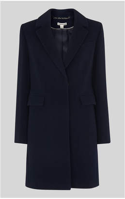 Whistles Tailored Wool Coat