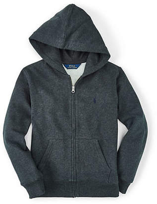 Ralph Lauren Childrenswear Classic Zip Hoodie