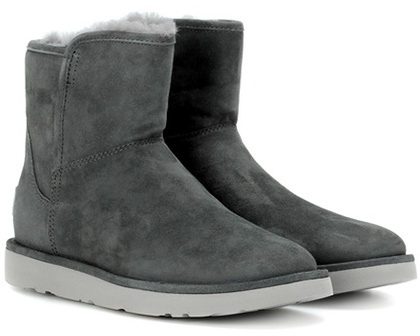 Ugg Australia Abree Mini suede ankle boots
