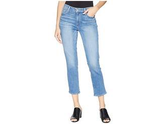 Paige High-Rise Jimmy Jimmy Crop in Venice Women's Jeans