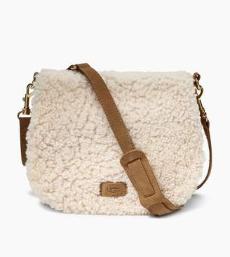 UGG Livy Sheepskin Saddle Bag II