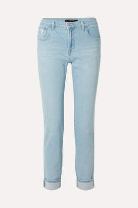 J Brand Johnny Slim Boyfriend Jeans