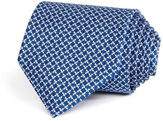 Salvatore Ferragamo Micro Butterfly Classic Tie $190 thestylecure.com