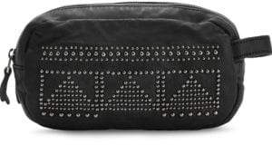 Liebeskind Berlin Na Live Studded Leather Pouch