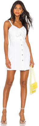 7 For All Mankind Tie Front Dress.