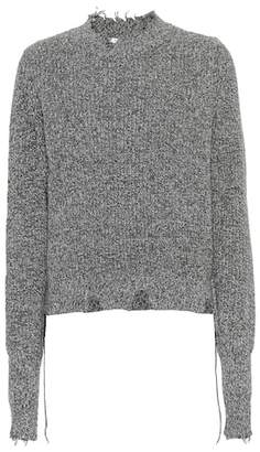 Helmut Lang Cotton-blend sweater
