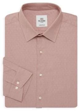 Ben Sherman Slim-Fit Patterned Dress Shirt