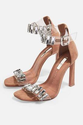 Topshop **Wide fit ROGUE Sandals