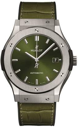 Hublot Classic Fusion Titanium Automatic Watch 45mm