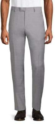 Extra Slim Fit Printed Trousers