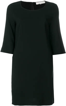 L'Autre Chose classic fitted shift dress