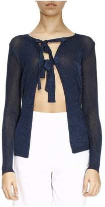 Emporio Armani (エンポリオ アルマーニ) - Cardigan Sweater Women Emporio Armani