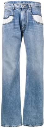 Maison Margiela bootcut jeans