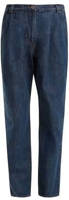 Rachel Comey Axis Wide Leg Denim Trousers - Womens - Denim