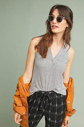 Maeve Carolina Collared Tank