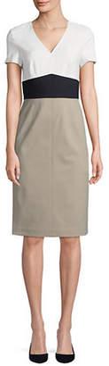 Diane von Furstenberg Y Style V-Neck Dress