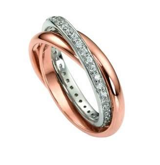 Celesta 360271451 925 Sterling Silver Ring white