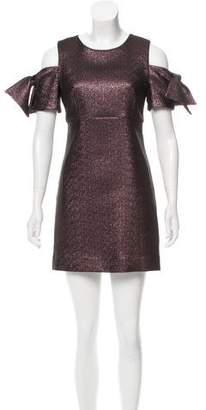 Milly Short Sleeve Mini Dress w/ Tags