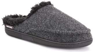Muk Luks Faux Wool Scuff Slipper