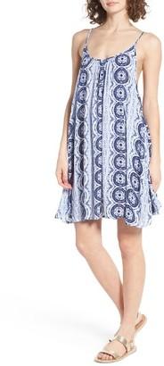 Women's Roxy 'Jungle - Windy' Flyaway Dress $44 thestylecure.com