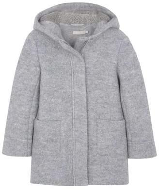 Mint Velvet Grey Marl Paddington Coat