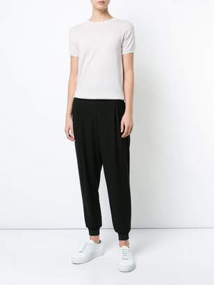Nili Lotan cashmere knitted T-shirt