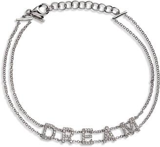 Ef Collection Dream Diamond Bracelet
