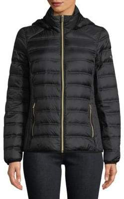 "MICHAEL Michael Kors THE COAT EDIT 25"" Down Jacket"