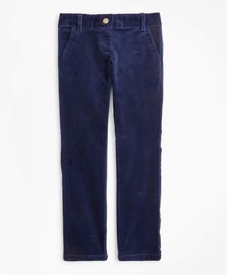 Brooks Brothers Girls Corduroy Pants