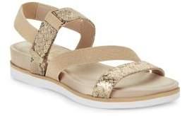 Anne Klein Nolita Slingback Flatform Sandals