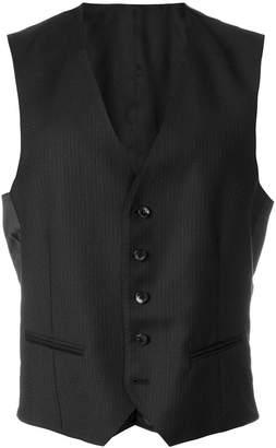 Tonello Claudio dot printed waistcoat