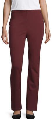 Liz Claiborne Ponte Pull-On Pants