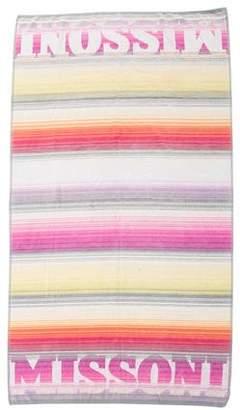 Missoni Striped Beach Towel