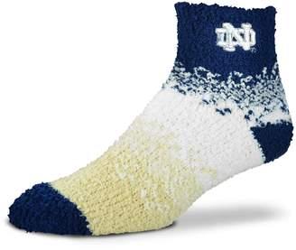 For Bare Feet Women's Notre Dame Fighting Irish Marquee Sleep Socks