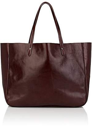 Barneys New York Women's Leather Shopper Tote