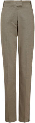 Joseph Reeve Dogtooth Stretch Trousers